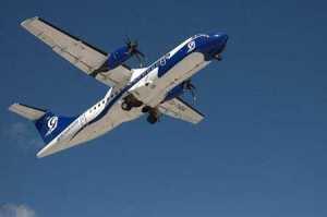 Serious Horror as Passenger Plane Crashes Leaving